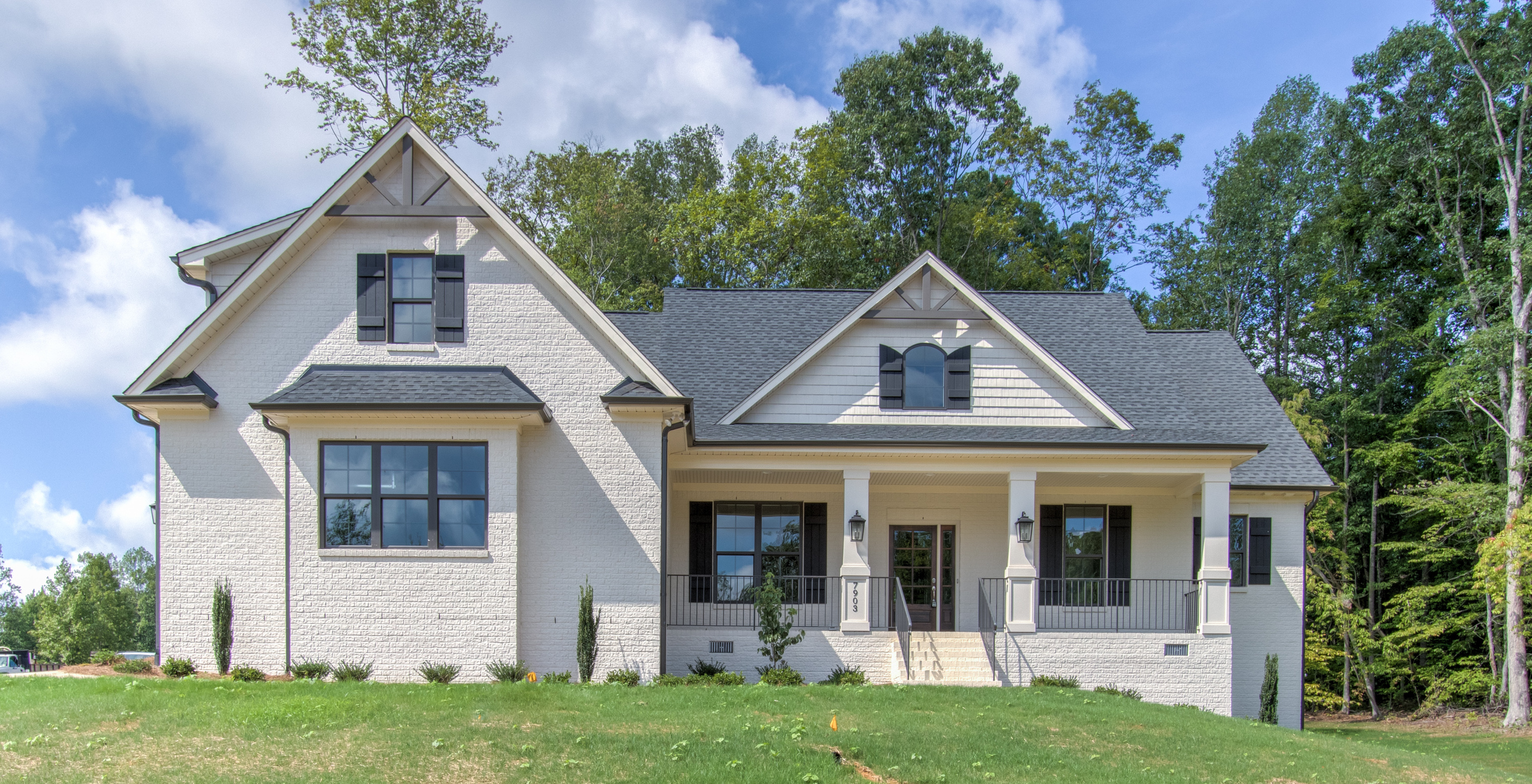 NorthRidge Subdivision - Stokesdale, NC - Custom Home