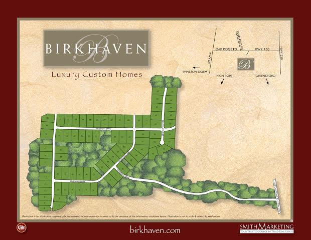Birkhaven Homes Greensboro